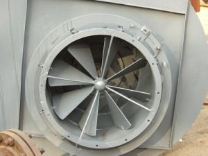 Вентилятор ДН 8