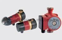 Циркуляционные бессальниковые насосы для систем горячего водоснабжения Grundfos COMFORT, UP-N, UPS-B, UP-B серия 100