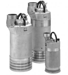 Насосы для водоотведения при строительных работах Grundfos DW