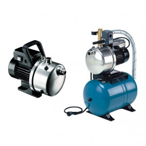 Самовсасывающие насосы и насосные установки Grundfos JP, Hydrojet