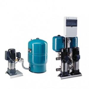 Установка для автоматического водоснабжения с насосами CHV - Grundfos HydroPack, HydroDome