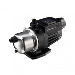 Компактная насосная установка автоматического водоснабжения Grundfos MQ