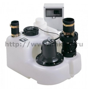 Комплектные канализационные установки Grundfos Multilift МSS/MLD, M/MD
