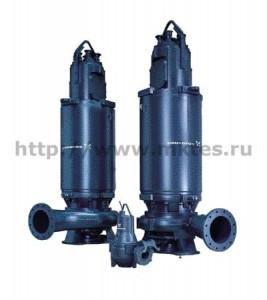 Насосы для перекачивания сточных вод Grundfos S, SV