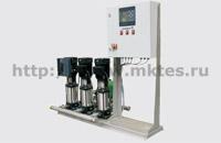 Установки повышения давления со шкафом управления Grundfos Hydro MPC, Hydro Multi-E