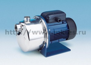 Моноблочные центробежные насосы со встроенным эжектором, позволяющие создать разрежение во всасывающем трубопроводе даже при нал