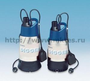 Погружные насосы для перекачивания сточных вод для профессионального дренажа