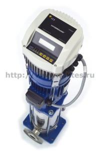 HYDROVAR - это автоматическое устройство, спаренное с частотным преобразователем, позволяющее управлять всеми типами центробежны