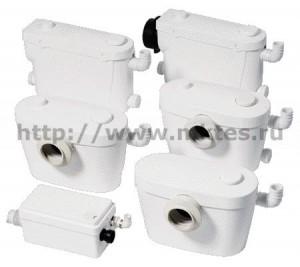 Насосные установки для водоотведения и канализации Grundfos Sololift +