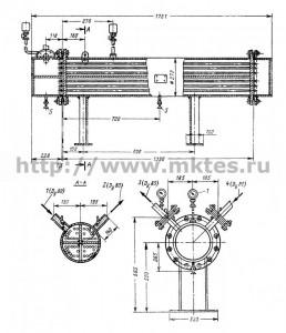 Теплообменник водоводяной 20_40 т/ч