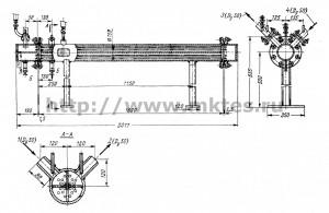 Теплообменник водоводяной 5_10 т/ч