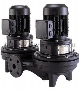 Одноступенчатые центробежные насосы с соосными патрубками Grundfos TP, TPD